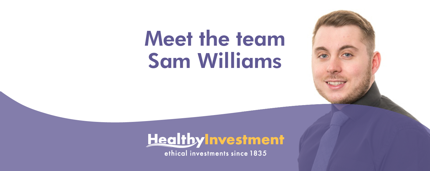 Meet the Team Sam Williams