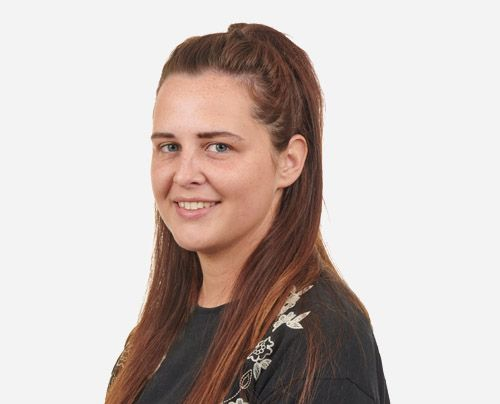 ashleigh mitchell - Finance & Administration Manager