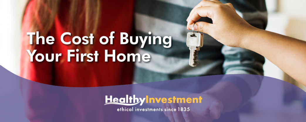 Cost of buying your first home