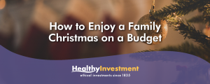 Christmas on a family budget