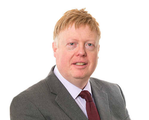 keith ashcroft - director finance and risk